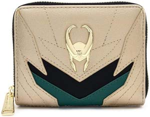 Marvel Loki Classic Zip Around Wallet