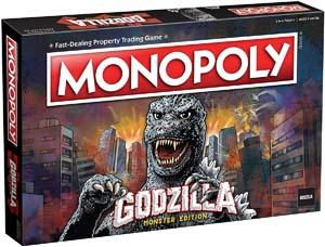 Monopoly Godzilla Monster Edition