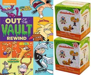 Nickelodeon Mystery Figure Retro Pack