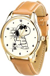 Peanuts Cool Snoopy Watch