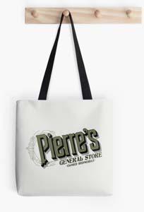 Pierres General Store Tote Bag