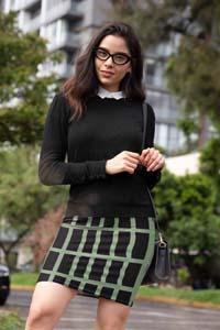 Sam Manson Cosplay Skirt