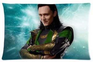 Smiling Loki Pillowcases