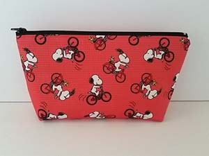 Snoopy Cosmetic Bag