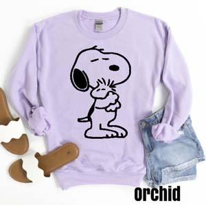 Snoopy Long Sleeve Shirt