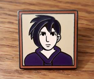 Stardew Valley Bachelors Enamel Pins