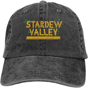 Stardew Valley Denim Dad Hat