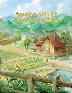 Stardew Valley Piano Collections Sheet Music From The Game