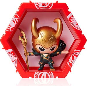 Wow Pods Marvel Avengers Loki Collectable Light Up Figure