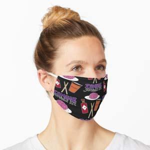 Zombie Survival Kit Face Mask