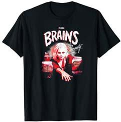 Izombie Brains & Beauty T Shirt