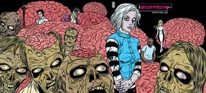 Izombie Comics Omnibus