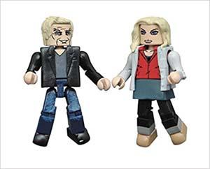 Izombie Liv & Blaine Minimate 2 Pack