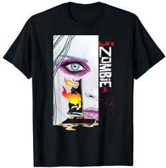 Izombie Liv Comic Cover T Shirt
