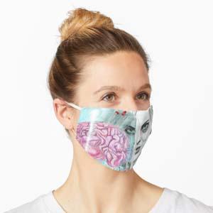Izombie Liv Moore Mask