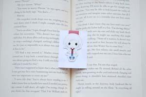 Izombie Magnetic Bookmark