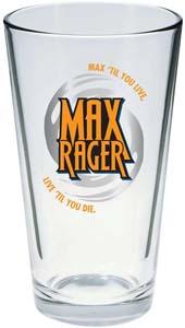 Izombie Max Rager Pint Glass