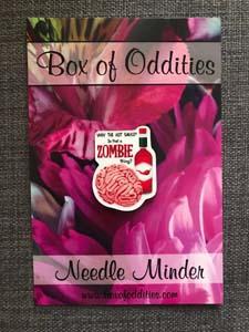 Izombie Needle Minder