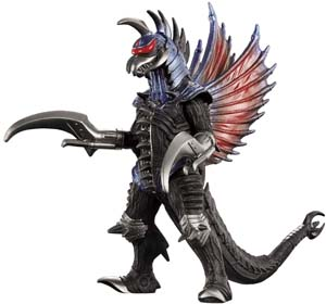 Bandai 2004 Gigan Movie Monster Action Figure