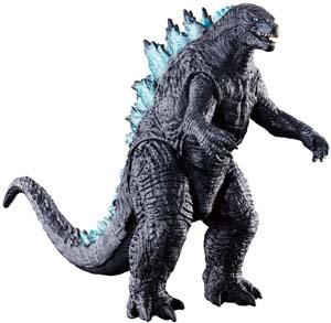 Bandai Godzilla Movie Monster Series Godzilla 2019 Soft Vinyl Figure
