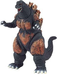 Burning Godzilla Vinyl Figure