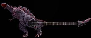 Godzilla Electric Guitar