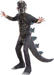 Godzilla King Of The Monsters Child Costume