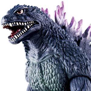 Godzilla Millennium Bandai Movie Monster Series