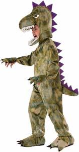Godzilla Esque Kids Dinosaur Costume