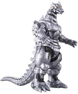 Mechanic Godzilla Action Figure From 2002 Film