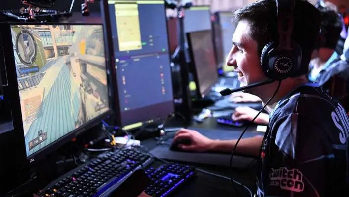 Michael Grzesiek Shroud Streaming And Gaming Setup