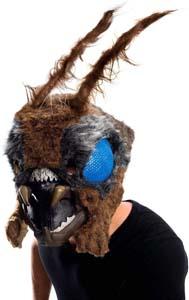 Mothra Overhead Latex Mask