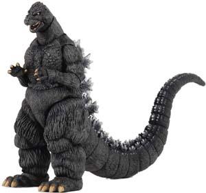 Neca 1989 Classic Godzilla Action Figure