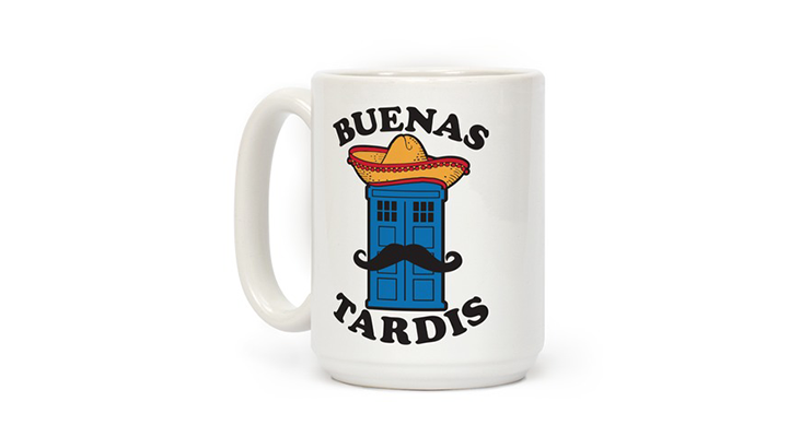 Best Doctor Who Gift Ideas