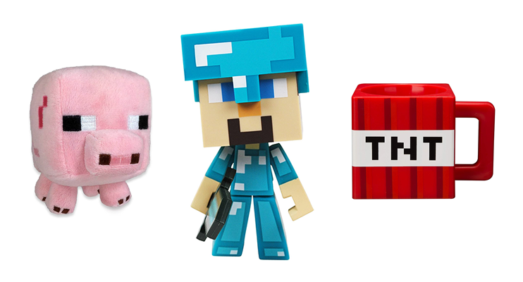 Best Minecraft Gift Ideas